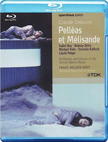 Claude Debussy - Pelleas et Melisande (Blu-ray) -- via Amazon Partnerprogramm