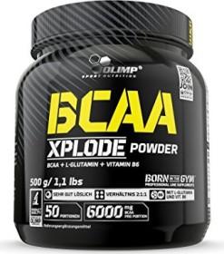 Olimp BCAA Xplode Zitrone 500g