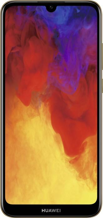 Huawei Y6 (2019) Dual-SIM braun