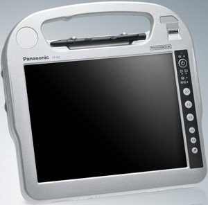 Panasonic Toughbook CF-H2 Field, Core i5-2557M, 160GB HDD, UMTS, webcam, Barcode Scanners, UK (CF-H2ASAHEDE)