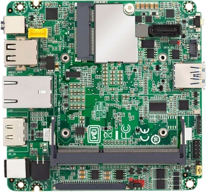 Intel NUC Board DE3815TYBE - Thin Canyon (BLKDE3815TYBE)