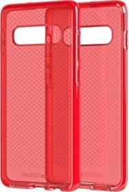tech21 Evo Check für Samsung Galaxy S10+ bright rouge (T21-6951)