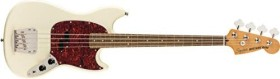 Fender Squier Classic Vibe '60s Mustang Bass IL Olympic White (0374570505)
