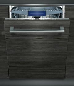Siemens iQ300 SX736X19NE large capacity dishwasher