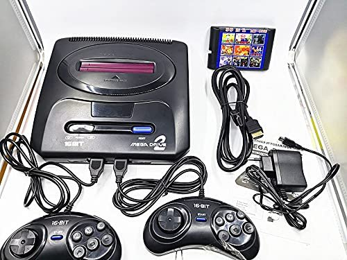 Sega Mega Drive Classic -- via Amazon Partnerprogramm