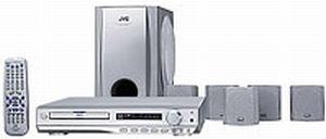 JVC TH-A35 silver