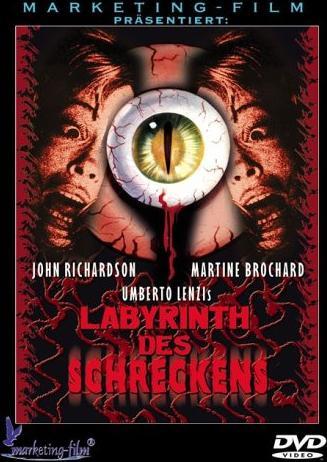 Labyrinth des Schreckens -- via Amazon Partnerprogramm