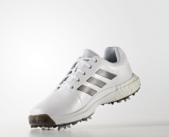 cheap for discount 315fa b7e79 adidas Adipower Boost 3 wide footwear white silver metallic core black (men)  (Q44762) starting from £ 99.99 (2019)   Skinflint Price Comparison UK