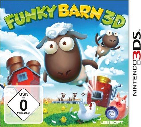 Funky Barn 3D (deutsch) (3DS) -- via Amazon Partnerprogramm