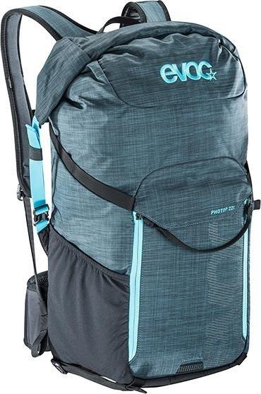 Evoc Photop 22l Rucksack blau (5013-721)