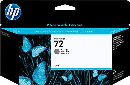 HP ink Nr 72 grey 130ml (C9374A)