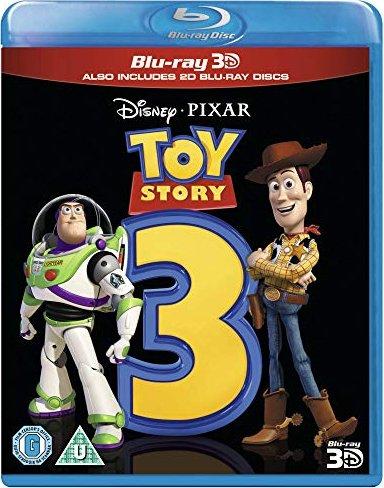Toy Story 3 (3D) (Blu-ray) (UK) -- via Amazon Partnerprogramm