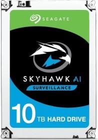 Seagate SkyHawk AI +Rescue 10TB, SATA 6Gb/s (ST10000VE001)