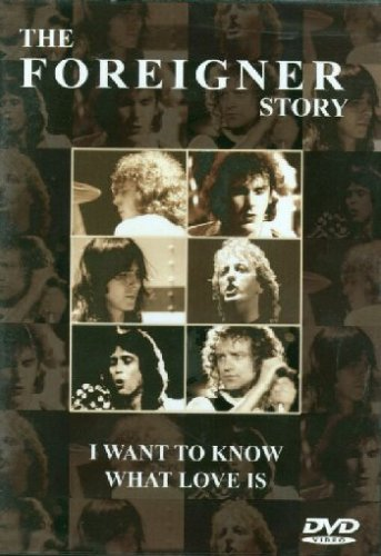 Foreigner - The Foreigner Story: Feels Like the Very First Time -- via Amazon Partnerprogramm