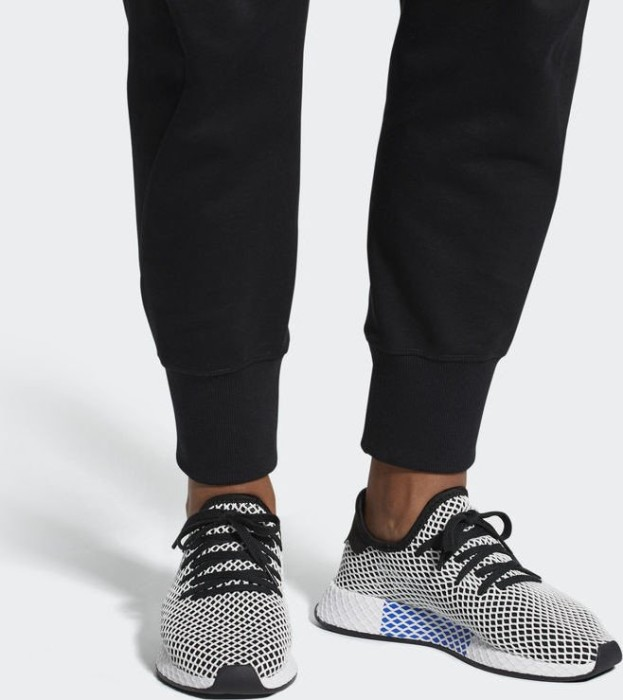 best service d8479 7b702 adidas Deerupt Runner core black core black white (CQ2626) starting from £  56.09 (2019)   Skinflint Price Comparison UK