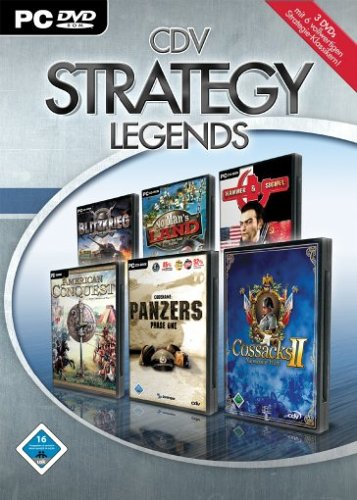 CDV Strategy Legends (deutsch) (PC) -- via Amazon Partnerprogramm