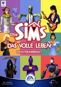 Die Sims - Livin' Large (add-on) (German) (MAC)