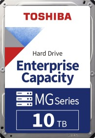 Toshiba Enterprise Capacity MG06SCA 10TB, 512e, SAS 12Gb/s (MG06SCA10TE)