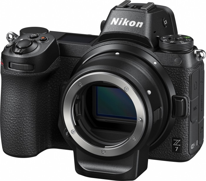 Nikon Z 7 black with mount adapter FTZ (VOA010K002)