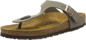 Birkenstock Gizeh brushed emerald green (Damen) (0943981)