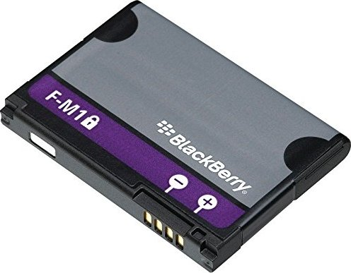 BlackBerry F-M1 rechargeable battery (ACC-32830-201/BAT-24387-003) -- via Amazon Partnerprogramm
