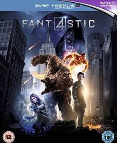 Fantastic Four (2015) (Blu-ray) (UK)
