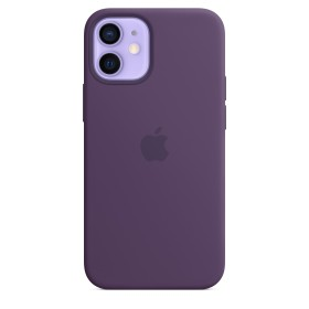 Apple iPhone 12 mini Silicone Case with MagSafe Amethyst (MJYX3ZM/A)