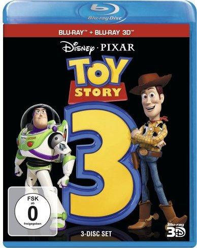 Toy Story 3 (3D) (Blu-ray) -- via Amazon Partnerprogramm