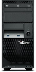 Lenovo ThinkServer TS150, Xeon E3-1225 v6, 8GB RAM, 400W Netzteil (70UD000QEA)