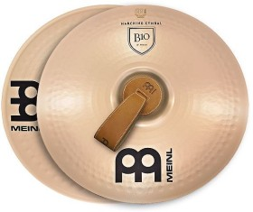 "Meinl Professional Marching cymbals B10 18"" (MA-B10-18M)"