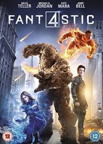 Fantastic Four (2015) (UK)