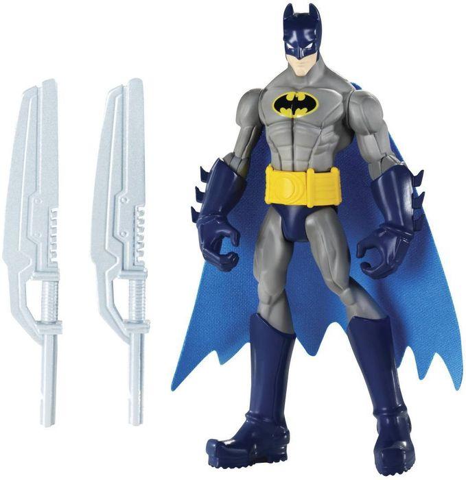 Mattel DC Comics Batman - The Dark Knight Rises Blizzard Assault Batman (X2297)