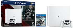 Sony PlayStation 4 Pro - 1TB Destiny 2 Bundle weiß