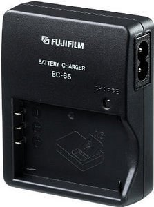 Fujifilm BC-65 external quick charger (40725124)