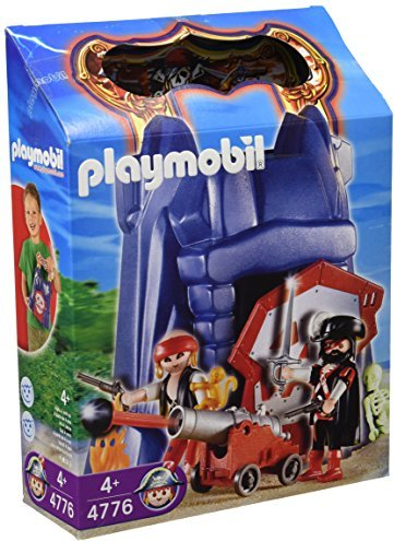 playmobil - Pirates - Mitnehm-Piratenfelsen (4776) -- via Amazon Partnerprogramm