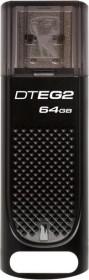 Kingston DataTraveler Elite G2 64GB, USB-A 3.0 (DTEG2/64GB)