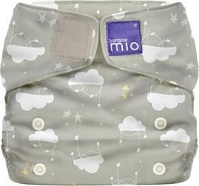 Bambino Mio Miosolo All-in-One Stoffwindel Cloud Nine, 4+kg, 1 Stück (SO CLO)