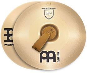 "Meinl Professional Marching cymbals B12 16"" (MA-B12-16M)"