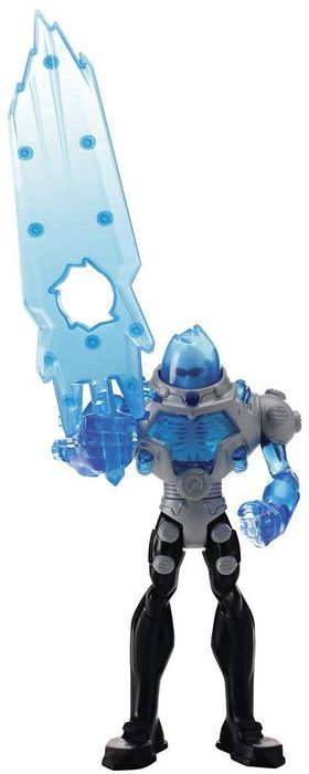 Mattel DC Comics Batman - The Dark Knight Rises Ice Blast Mr. Freeze (X2301)