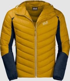 Jack Wolfskin Stratosphere Jacke golden yellow