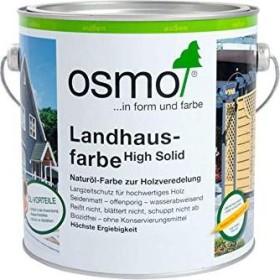 Osmo Landhausfarbe 2205 außen Holzschutzmittel sonnengelb, 2.5l