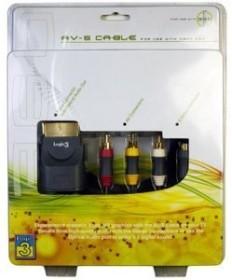 Logic3 AV-S Kabel (Xbox 360) (XB774)