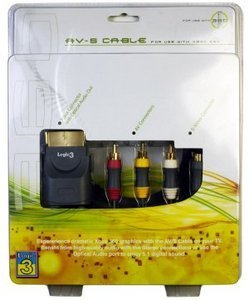 Logic3 AV-S cable (Xbox 360) (XB774)