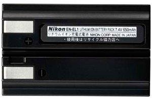 Nikon EN-EL1 akumulator Li-Ion (VAW12001)