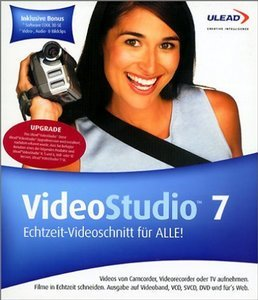 Ulead: Video Studio 7.0 (PC)