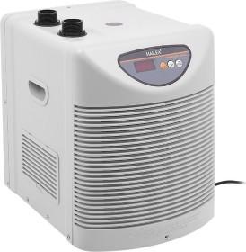 Hailea HC Series 300A Aquarienkühler weiß, Durchlaufkühler mit Kompressor, 100-800l (HC-300A-WH)
