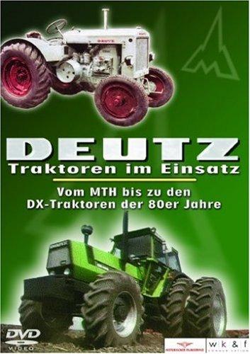 Deutz - Traktoren im Einsatz -- via Amazon Partnerprogramm
