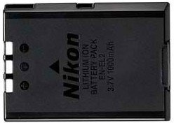 Nikon EN-EL2 Li-Ion battery (VAW13301)