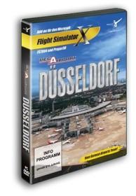 Flight Simulator X - Mega Airport Düsseldorf (Add-on) (PC)