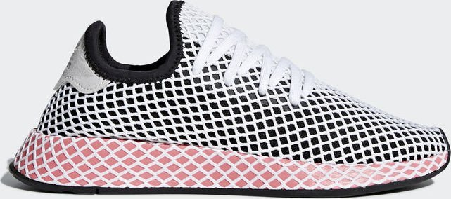 adidas Deerupt Runner core blackcore blackchalk pink (Damen) (CQ2909) ab ? 77,98